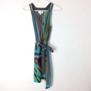 Haven sleeveless dress